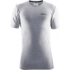 Craft Active Comfort SS T-Shirt Men's Size Extra Large in Light Gray