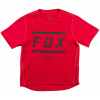 Fox Youth Ranger SS Jersey Men's Size Small in Bright Red