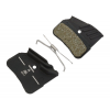 Shimano N03A Disc Brake Pads Resin Pad with Fin and Spring