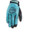 Dakine Women's Aura Mountain Bike Gloves Size Extra Large in Lagoon