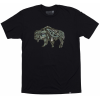 Tasco MTB Bison T-Shirt Men's Size Small in Black