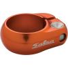 Salsa Lip-Lock Seat Collar Orange, 30.0 mm