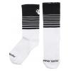 Pearl Izumi Pro Tall Socks Men's Size Medium in Black/Smoked Pearl