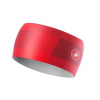 Castelli Arrivo 3 Thermo Headband Men's in Red