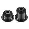Mavic QR End Caps for Centerlock Hub Black, QR, Front