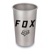 Fox Brush Stainless Pint Glass 16 Oz