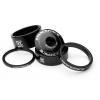 """Race Face Headset Spacer Kit Black, 1 1/8"""""""