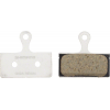Shimano G02A Resin Disc Brake Pads Resin, Aluminum Backed, Includes Spring