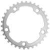 Shimano Ultegra 6750 110mm Chainring Silver, 34 Tooth