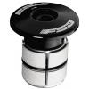 """FSA Compressor 1"""" Black Expander Plug 1"""" Plug and Top Cap"""