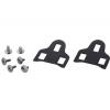 Shimano SH20 SPD-SL Cleat Spacer Set Men's in Black