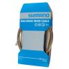 Shimano Sil-Tec Coated Road Brake Cable Single, 1.6X2050mm, Sil-Tec Coated