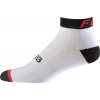"Fox 4"" Logo Trail Cycling Socks Men's Size Small/Medium in Red"