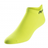 Pearl Izumi Attack No Show Cycling Socks Screaming Yellow, Medium Men's Size Medium