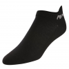 Pearl Izumi Wm's Attack No Show Socks Black, Small Women's Size Small