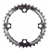 Shimano Deore Fc-M532 9-Speed Chainring Silver, 22T
