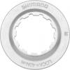 Shimano Centerlock Lockring Silver