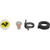 Shimano PD-M545 Cap Unit Black/Yell, Right