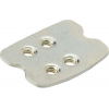 Shimano SH-A200 4-Hole SPD Cleat Nut Silver, Sold as Single