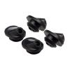 Shimano Di2 E-Tube Frame Grommets SM-Gm02 (7mm X 8mm Oval) 4 Pcs