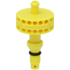 Shimano Tl-BR52 Bleed Adaptor & O-Ring Yellow, Hydraulic