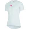 Castelli Pro Issue Short Sleeve Men's Size Medium in White