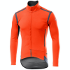 Castelli Perfetto RoS Long Sleeve Men's Size Small in Yellow Fluo