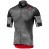 Castelli Mid Weight SS Jersey Men's Size Small in Dark Gray