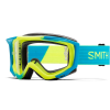 Smith Fuel V2 Goggles Men's in Black/Clear AF Lens