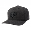 Fox Transposition Flexfit Hat Men's Size Small/Medium in Black