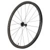 Roval Terra CLX 700c Wheel Front, Satin Carbon/Gloss Black