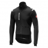 Castelli Alpha RoS Jacket Men's Size Small in Light Black