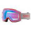 Smith Squad MTB Chromapop Bike Goggles Men's in Neon Orange/Contrast Rose Flash