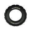 Shimano HB-M8010 Lock Ring & Washer Black