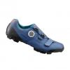 SHimano SH-XC501 Women's Shoes Size 36 in Navy