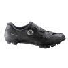Shimano SH-RX800 Wide Men's Gravel Shoes Size 43 in Black