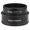 Wolf Tooth Lower Headset Cup Extender Black, EC49/40, 10mm