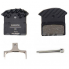 Shimano J03A Resin Disc Brake Pads Resin, Aluminum Backed