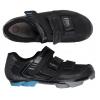 Shimano SH-Wm53 Women's Mountain Shoes Size 39 in Black