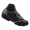 Shimano SH-Mw7 Mountain Winter Shoes Men's Size 45 in Black
