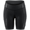 Louis Garneau Neo Power Motion 7 Women's Shorts Size Small in Black
