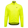Pearl Izumi Quest Barrier Jacket Men's Size Small in Screaming Yellow