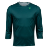 Pearl Izumi Launch 3/4 Sleeve Top Men's Size Small in Pine/Alpine Green