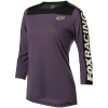 Fox Ranger DR 3/4 Sleeve Women's Jersey Size Extra Small in Black