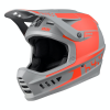 iXS Xact EVO Full Face Helmet Men's Size Small in Red Graphite