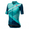 Castelli Talento Women's Jersey Size Extra Small in Multicolor Pink