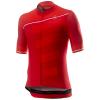 Castelli Trofeo Jersey Men's Size Small in Red/Fiery Red