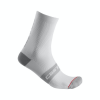 Castelli Superleggera 12 Sock Men's Size Small in White