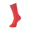 Specialized Soft Air Reflective Tall Sock Men's Size Large in Acid Lava