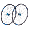 "Spank Spike Race 33 29"" wheelset Black, 150/157mm, Shimano HG"